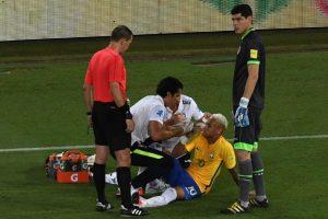Muchos criticaron a Neymar y otros al juego brusco de Bolivia Foto:AFP. Imagen Por: