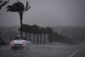 Atlantic Beach, Florida, 7 de octubre. Foto:AFP. Imagen Por: