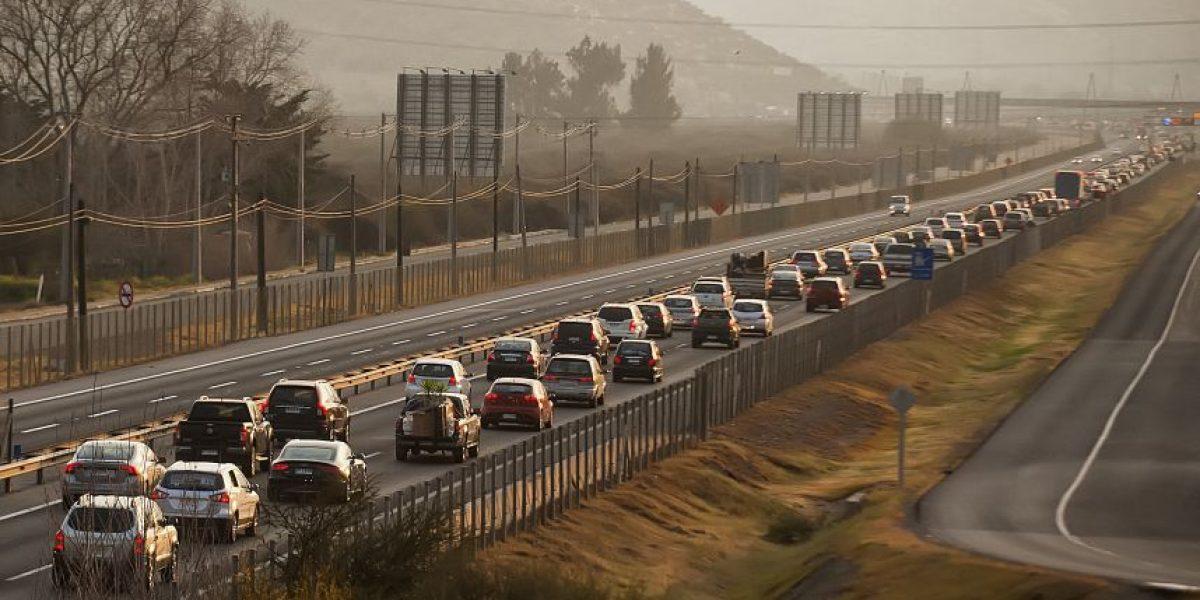 Revisa el funcionamiento de las carreteras para este fin de semana largo