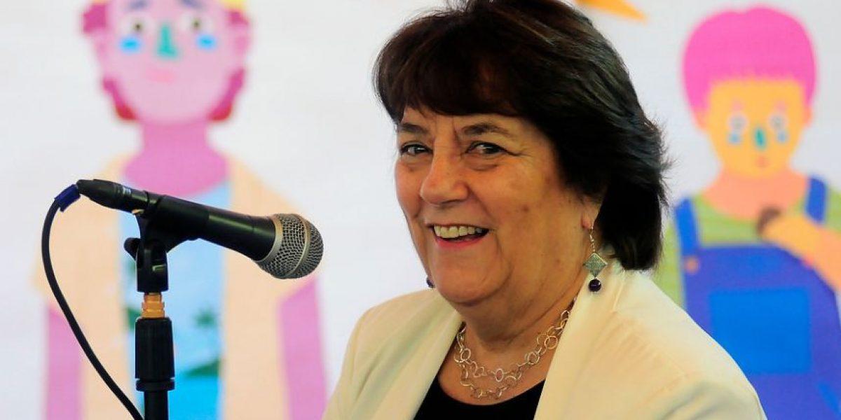 """Ministra Delpiano por CAE: """"Se discutirá si a final del próximo año se puede eliminar"""""""