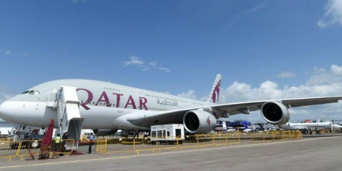 Qatar Airways compra 100 aviones por más de US$18.000 millones