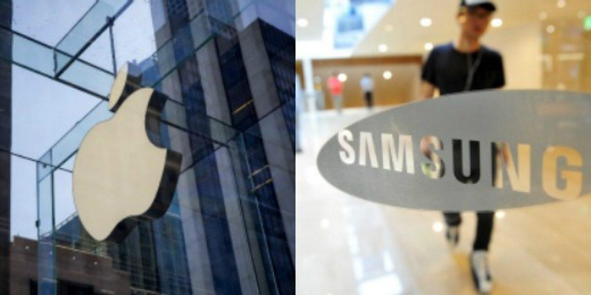 Apple logra una victoria judicial ante Samsung en EEUU