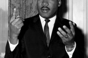 1. Martin Luther King Jr. Foto: Getty Images. Imagen Por:
