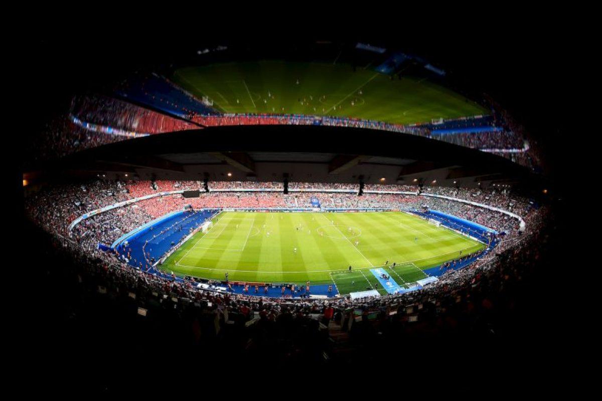7.PSG – Parque de los Príncipes (78 millones) Foto:Getty Images. Imagen Por: