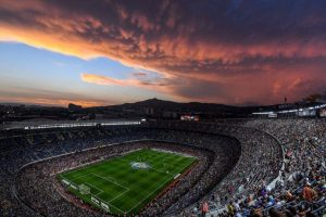 3.Barcelona – Camp Nou (116.9 millones) Foto:Getty Images. Imagen Por: