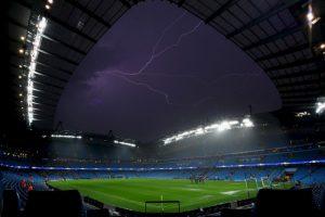 9.Manchester City – Etihad Stadium (57 millones) Foto:Getty Images. Imagen Por: