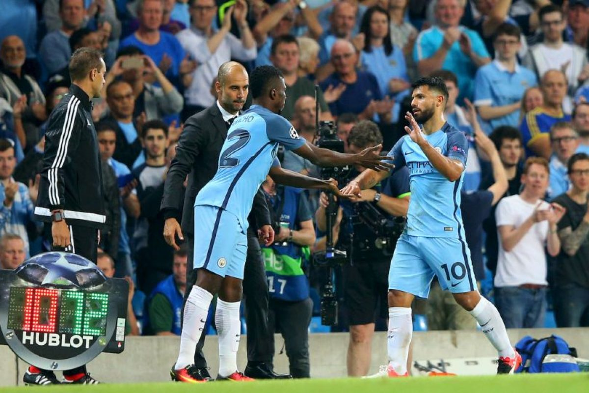 Manchester City se hace con 221 mil dólares Foto:Getty Images. Imagen Por:
