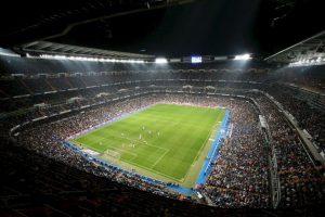 2.Real Madrid – Santiago Bernabéu (129.8 millones) Foto:Getty Images. Imagen Por:
