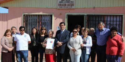 Gobierno anuncia la recuperación de nuevo inmueble en manos de Cema Chile