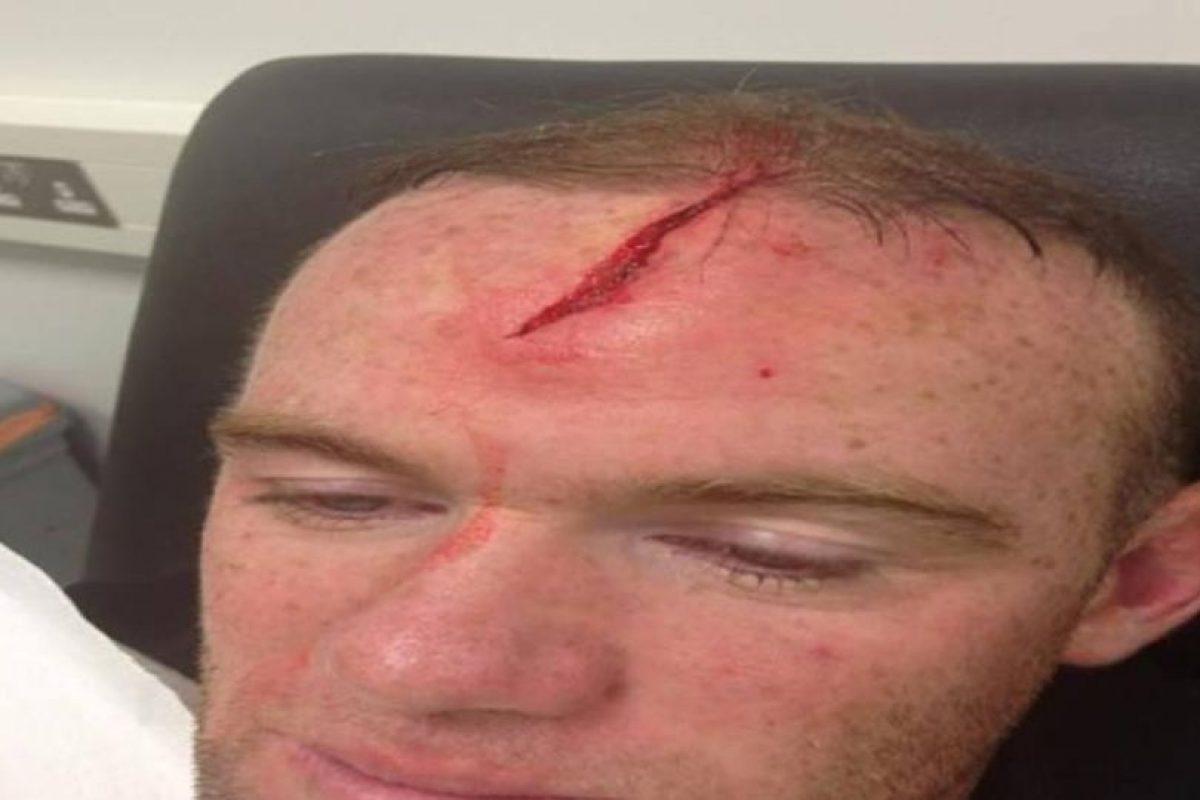 Wayne Rooney Foto:Facebook. Imagen Por: