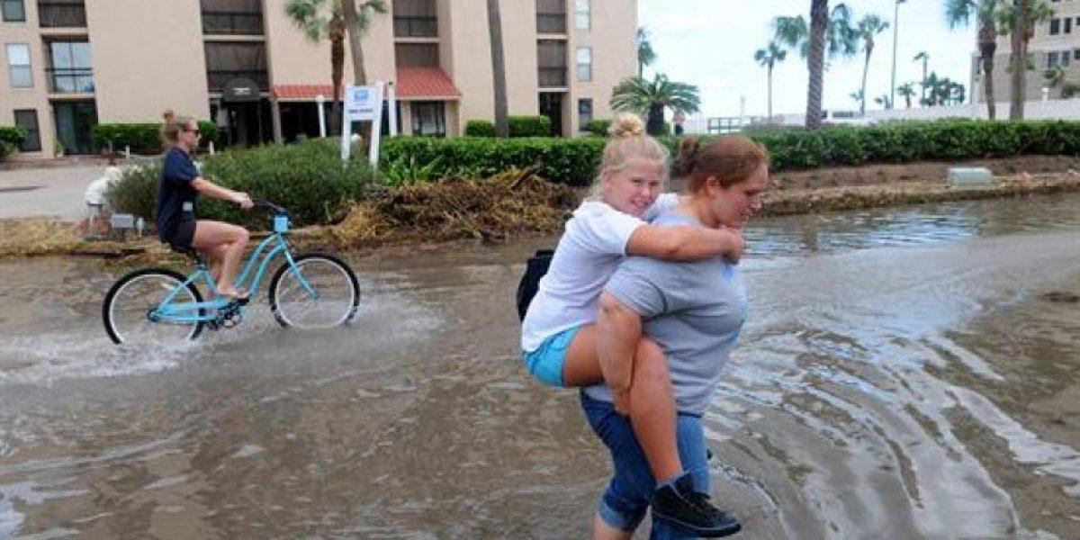 Huracán Matthew deja 10 muertos en EE.UU.