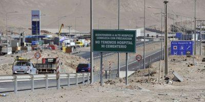 Cinco heridos de gravedad dejó accidente en Alto Hospicio