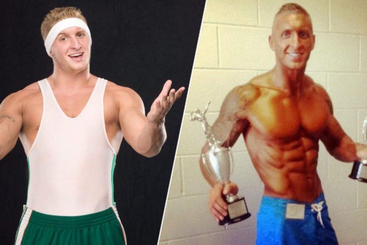 Kenny formaba parte del grupo Spirit Squad. Su carrera fue abajo cuando corroboró que Mickey James salía con John Cena Foto:WWE. Imagen Por: