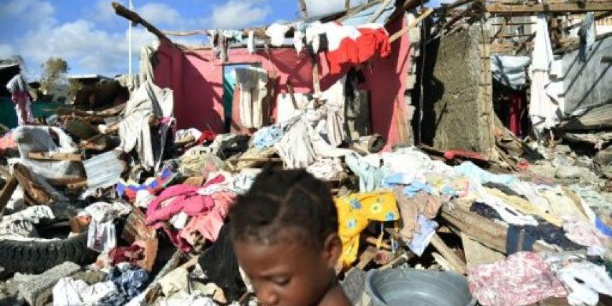 Haití, golpeado por el huracán Matthew, busca ayuda
