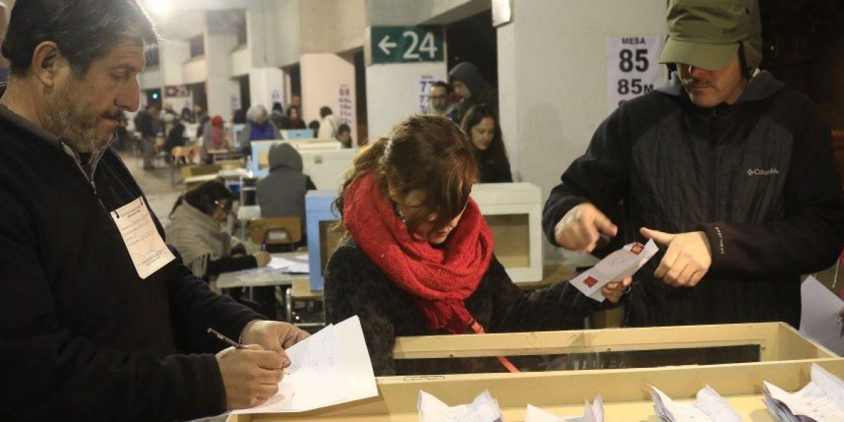 Recoleta y Alhué sufren disminución de electores por error en padrón electoral