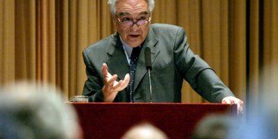 Murió Jaime Lavados primer rector que fue elegido tras la dictadura
