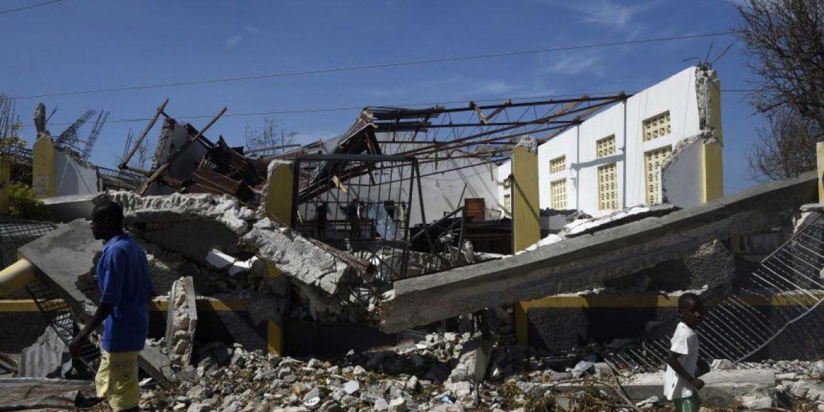 Paso de huracán Matthew por Haití dejó más de 350 víctimas fatales