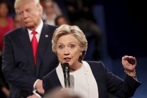 Anoche se realizó el segundo debate presidencial entre Donald Trump y Hillary Clinton Foto:AFP. Imagen Por: