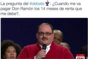 """Por ejemplo, encontraron al """"Señor Barriga"""" Foto:Twitter.com. Imagen Por:"""