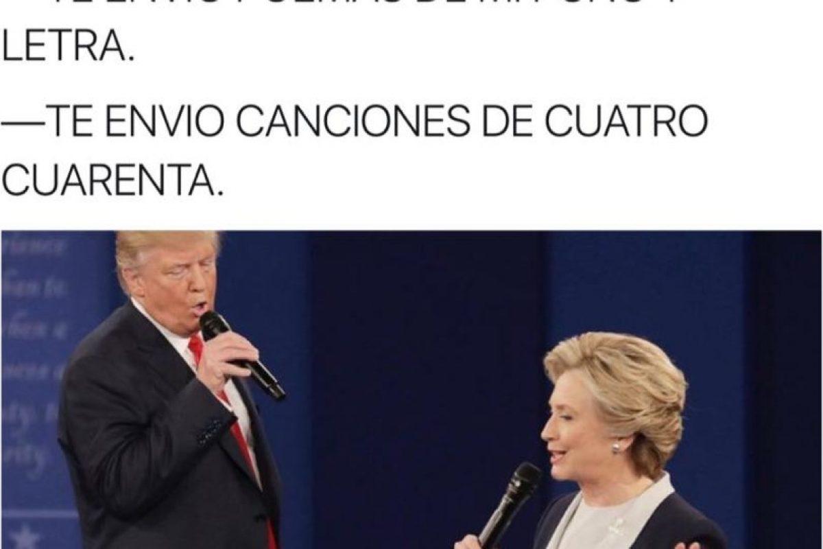 Con éxitos de ayer y siempre Foto:Twitter.com. Imagen Por: