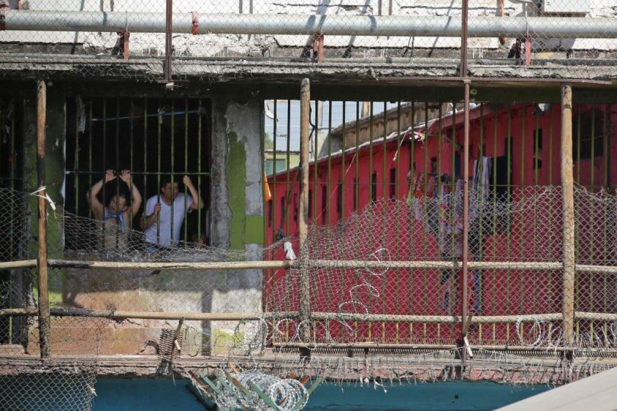 El 31, 5% de las muertes ocurridas al interior de recintos penales se deben a situaciones de violencia entre internos. Otro 25% más de las muertes, corresponden a suicidios. Foto:Agencia UNO. Imagen Por: