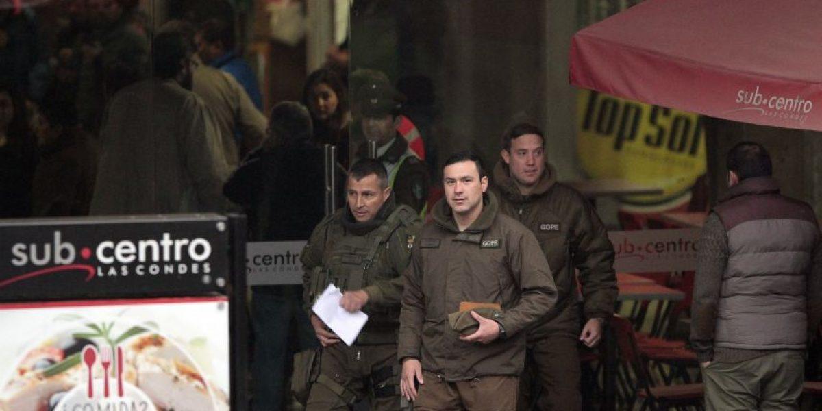 Tribunales fijan audiencia preparatoria por explosión de bomba en Escuela Milita