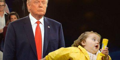 Trump vs Clinton: Los memes más destacados del debate presidencial
