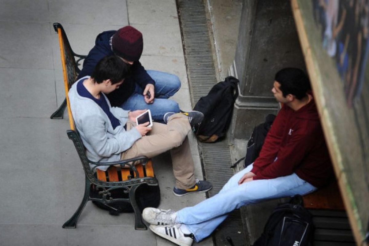 Tres especialistas en el ámbito educacional y económico analizaron el anuncio del fin del Crédito con Aval del Estado. Foto:Agencia UNO. Imagen Por: