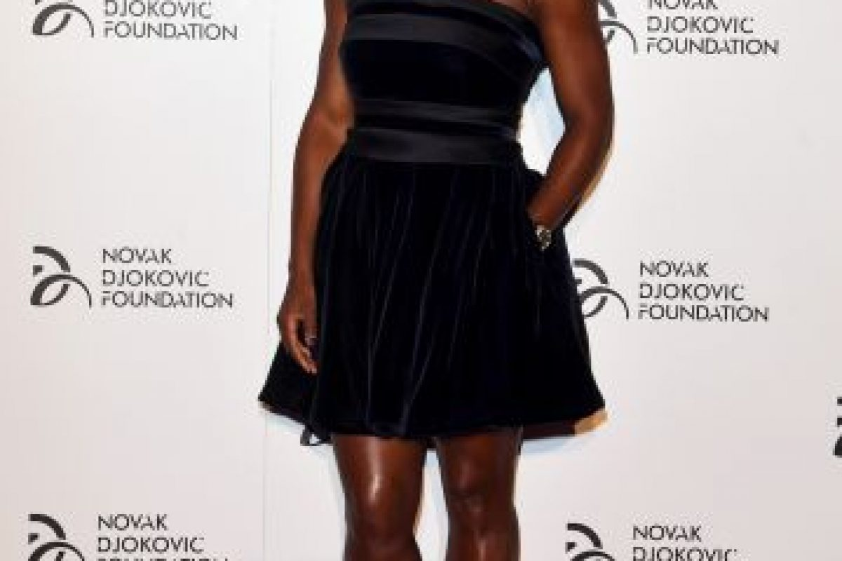 La exnúmero uno del tenis mostró sus mejores pasos de baile Foto:Getty Images. Imagen Por: