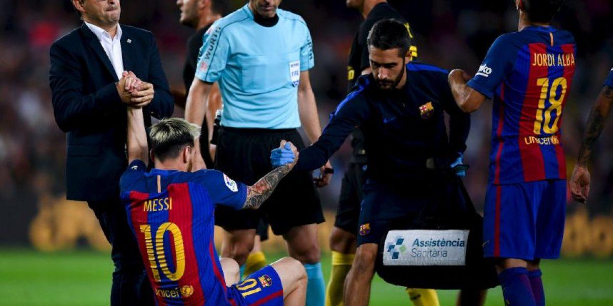 Lionel Messi ya tiene fecha para volver a las canchas