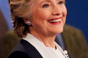 De acuerdo a CNN, Hillary Clinton ganó el debate presidencial Foto:Getty Images. Imagen Por:
