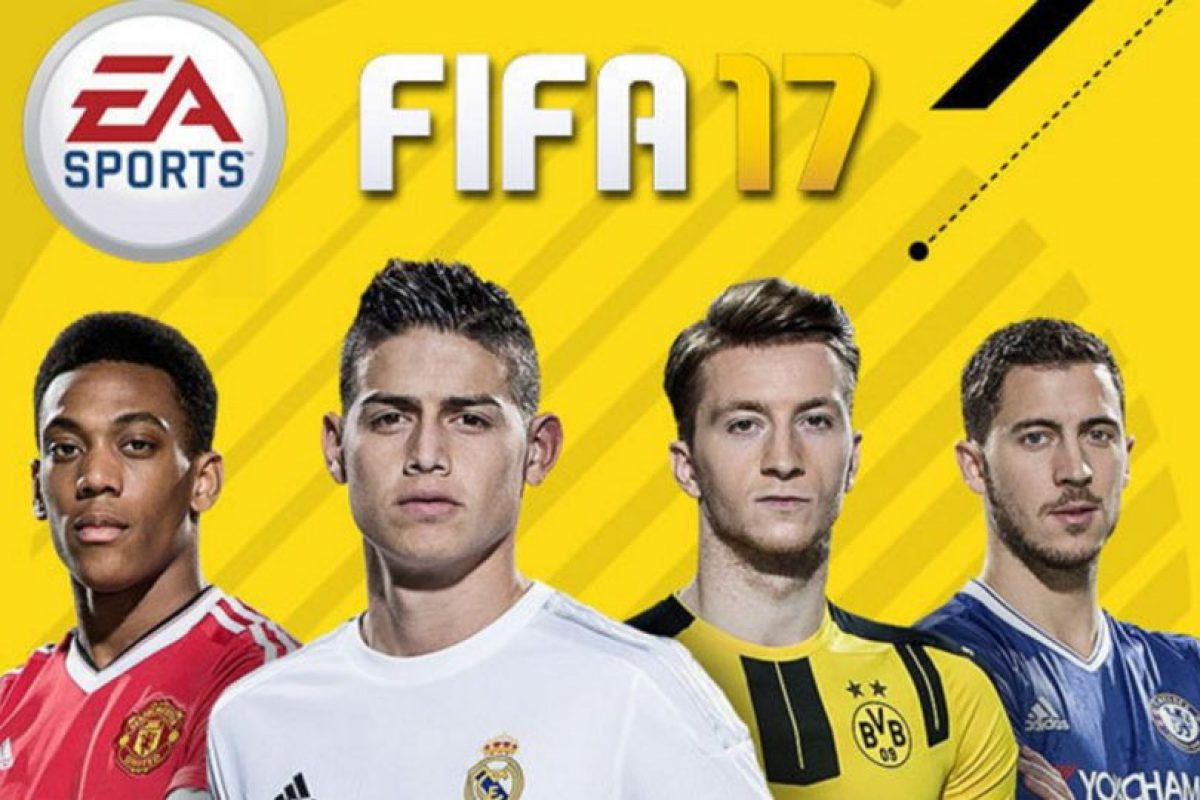 FIFA 17 went on the market last 29 September Photo: FIFA 17. Image By: