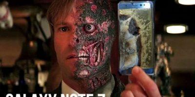 Memes sobre las explosiones del Galaxy Note 7 se toman las redes sociales