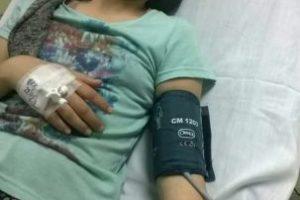 Antonia padece taquicardia postural ortostática, los síntomas comenzaron tras la segunda dosis de la vacuna en agosto de 2015. Foto:Reproducción. Imagen Por: