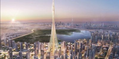 Así es la excéntrica torre que costará US$1.000 millones y será la más alta del mundo