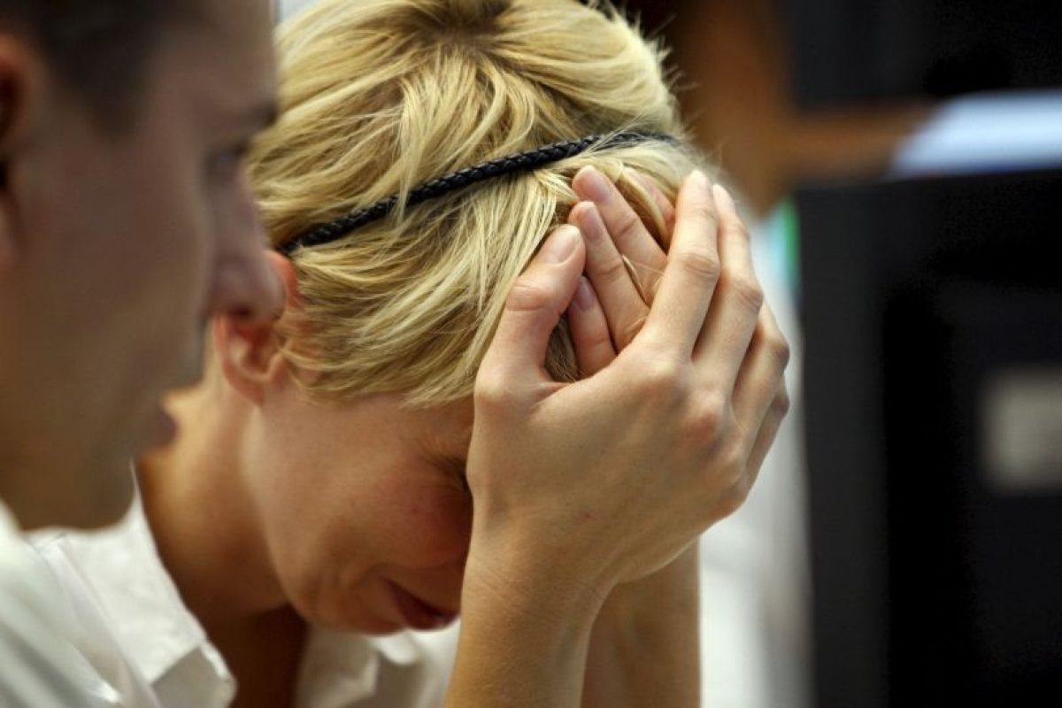 En el mundo, la depresión afecta a más de 350 millones de personas. Foto:Getty Images. Imagen Por: