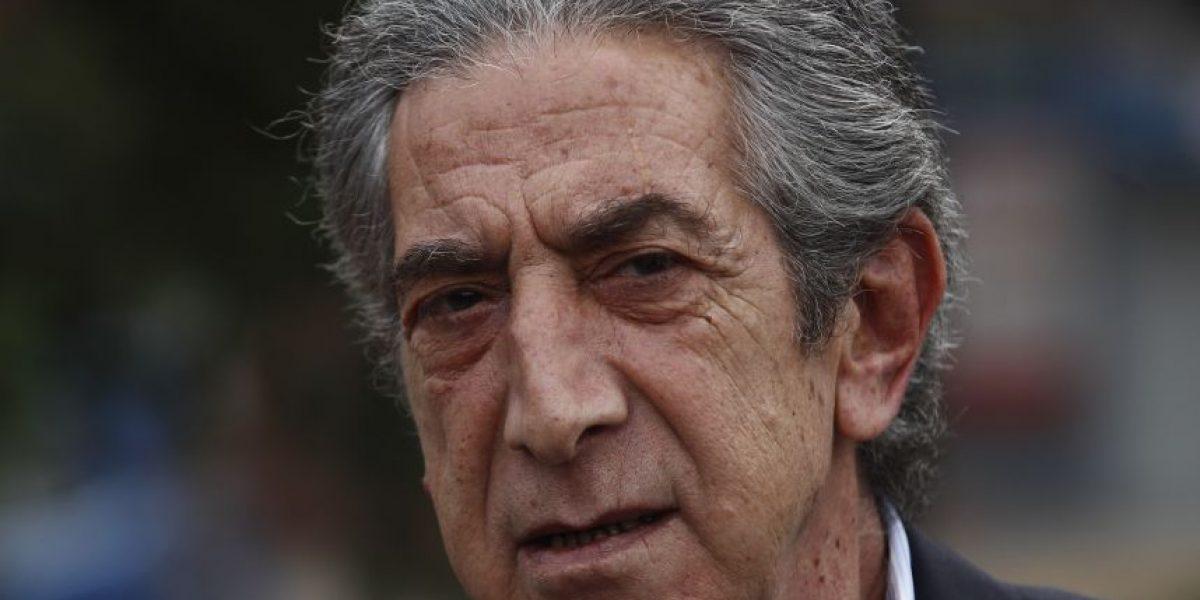 Tarud criticó intervención del vocero de Gobierno por acuerdo entre el PS y PPD