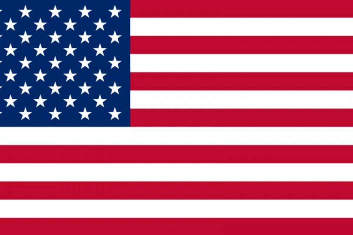 """USA: """"Tiene el mismo número de estrellas que de estados"""". Foto:Reproducción. Imagen Por:"""