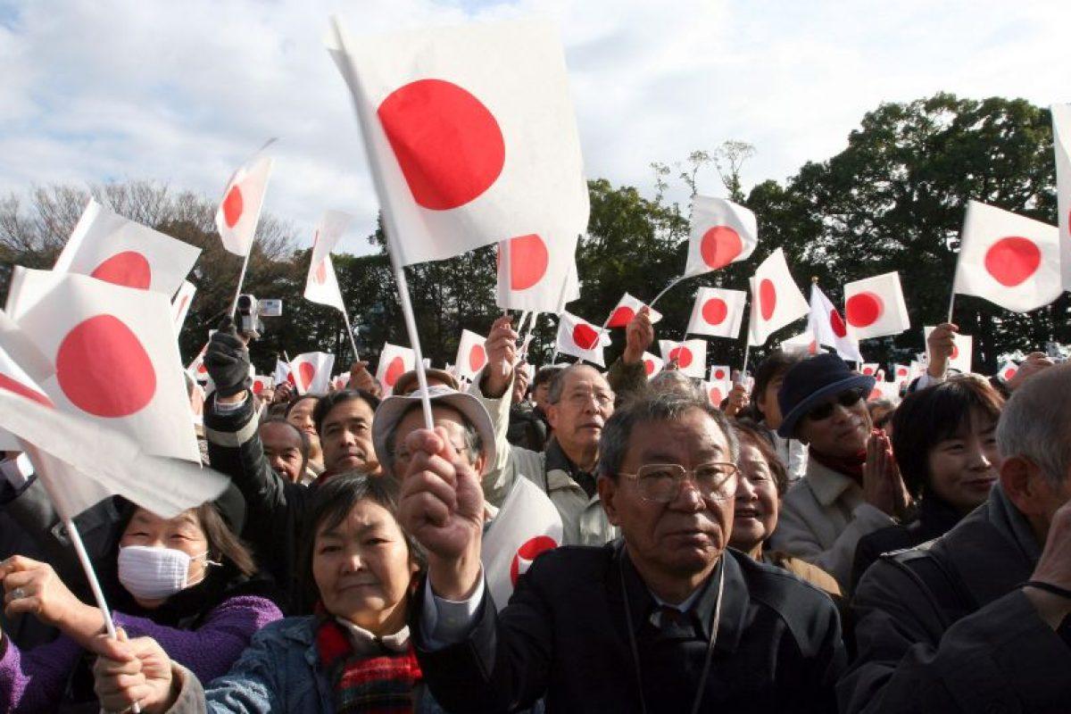La bandera japonesa surgió del gran respaldo popular que siempre tuvo. Foto:Getty Images. Imagen Por: