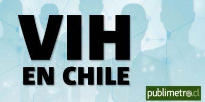 Infografía: Vih en Chile