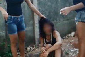 Las agresoras eran menores de edad Foto:Policía Civil. Imagen Por: