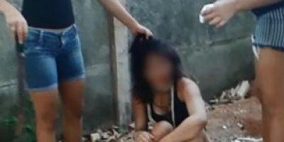 Joven tortura a la nueva pareja de su ex novio hasta casi matarla