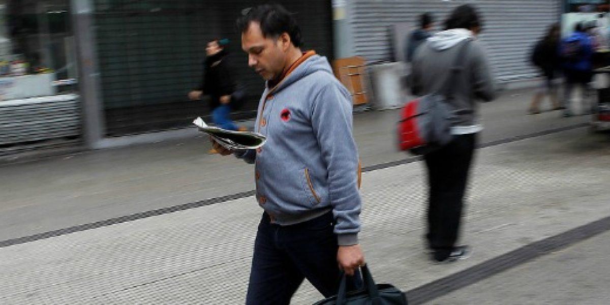 Desempleo de la Ocde se mantiene y Chile está sobre el promedio