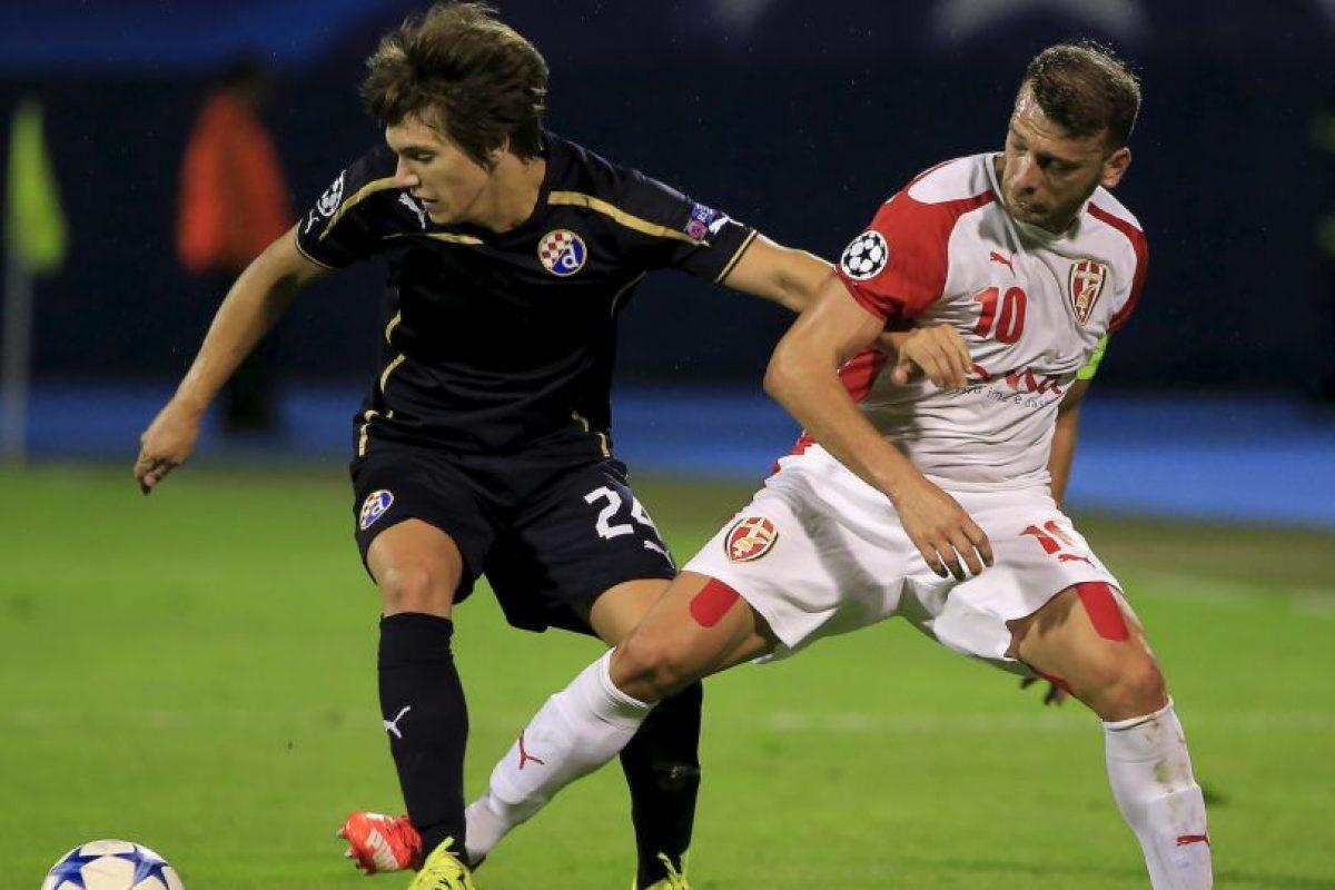20.-Ante Coric – 19 años (Dinamo Zagreb) Foto:Getty Images. Imagen Por: