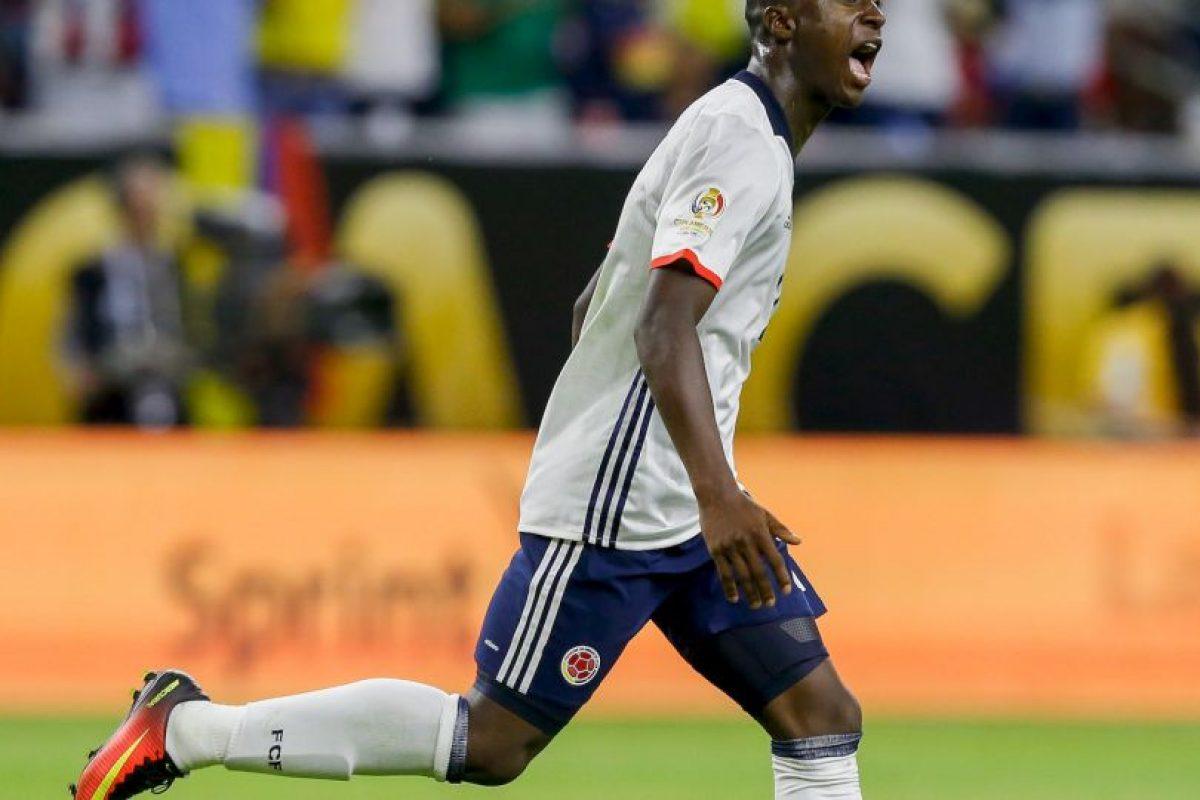 18.-Marlos Moreno – 20 años (A préstamo en Deportivo La Coruña desde Manchester City) Foto:Getty Images. Imagen Por: