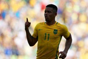 6.-Gabriel Jesus – 19 años (Palmeiras-se unirá a Manchester City en enero) Foto:Getty Images. Imagen Por: