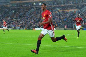 5.-Marcus Rashford – 18 años (Manchester United) Foto:Getty Images. Imagen Por: