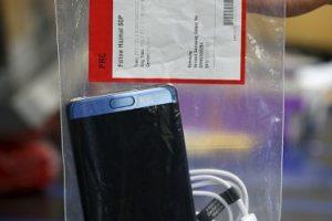 Samsung se vio obligado a ordenar una revisión a escala mundial del dispositivo Foto:Getty Images. Imagen Por: