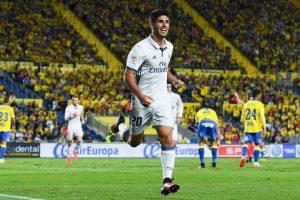 8.-Marco Asenso – 20 años (Real Madrid) Foto:Getty Images. Imagen Por: