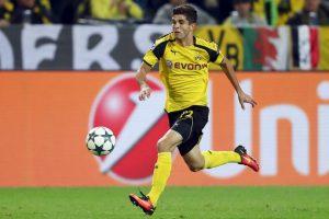 15.-Christian Pulisic – 18 años (Borussia Dortmund) Foto:Getty Images. Imagen Por:
